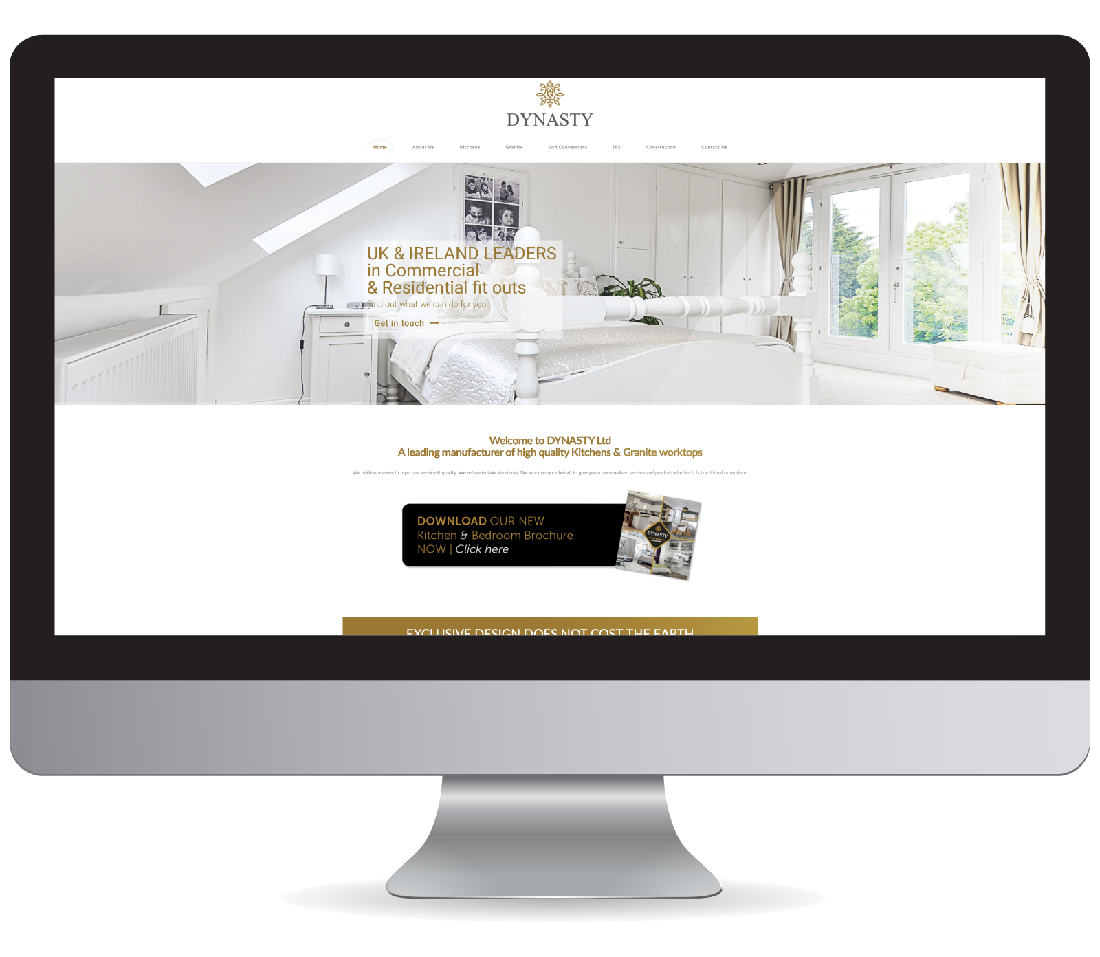 Curran Court Hotel | Stay on the Gateway To The Glens | Web Design Belfast